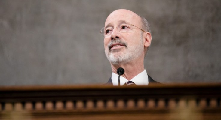 Governor Wolf 2021 Agenda Prioritizes Economic Recovery, Building on Bipartisan Measures, Government Reform