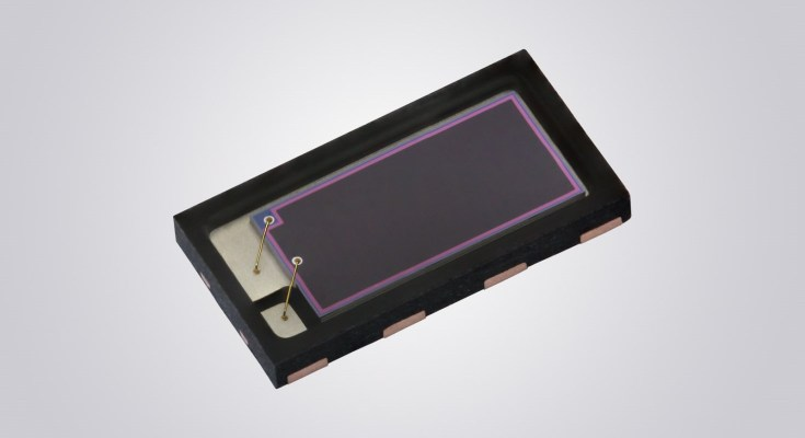 Vishay Semiconductors VEMD8081