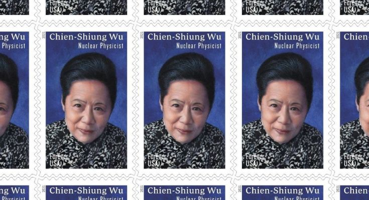 Chien-Shiung Wu Forever Stamp