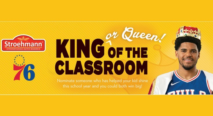 King or Queen of the Classroom Contest