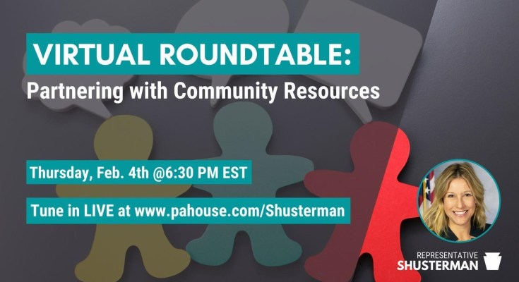 Virtual Community Resource Roundtable