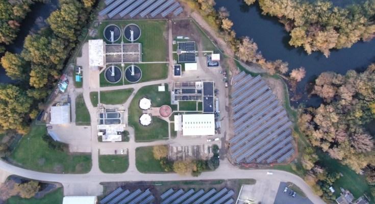 Freeport Solar Installation