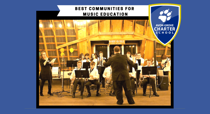 2021 Best Communities for Music Education 2021