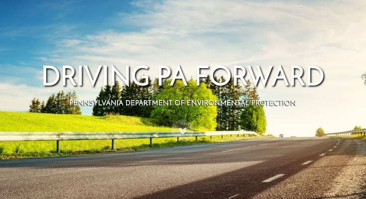 Driving PA Forward