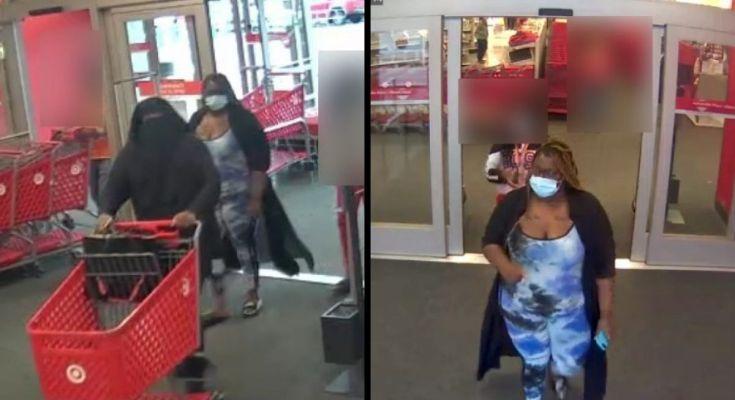 Target shoplifting