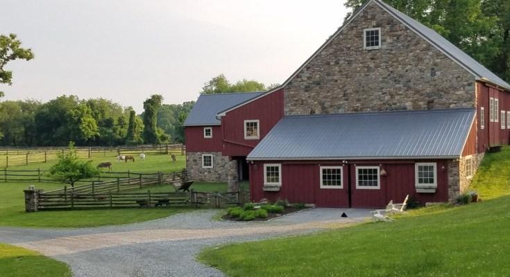 The Barn at Spring Brook Farm