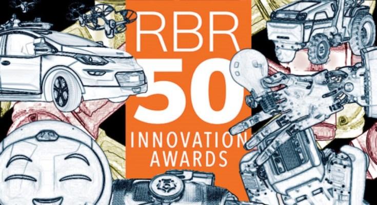 2021 RBR50 Robotics Innovators Honoree