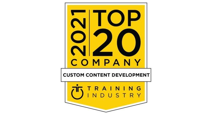 PDG Top Content Company