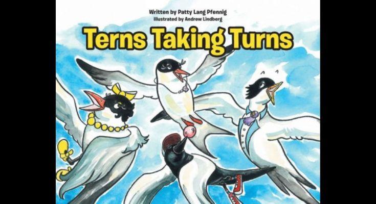 Terns Taking Turns