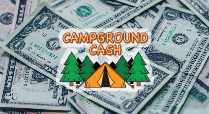 palottery Campground Cash