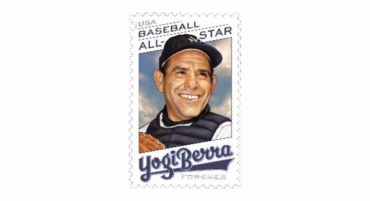 Yogi Berra Forever Stamp