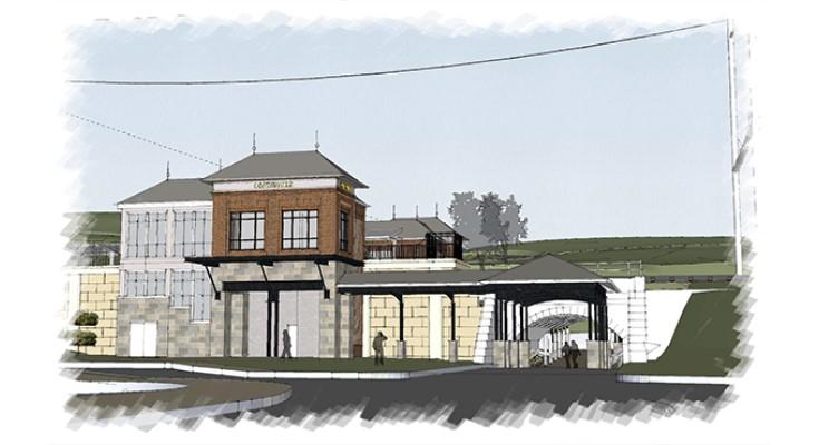 Coatesville Station Rendering 2020