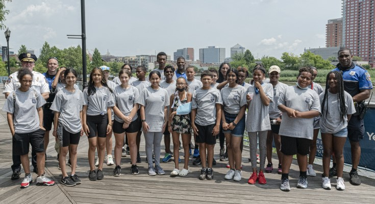 2021 Youth Police Academy