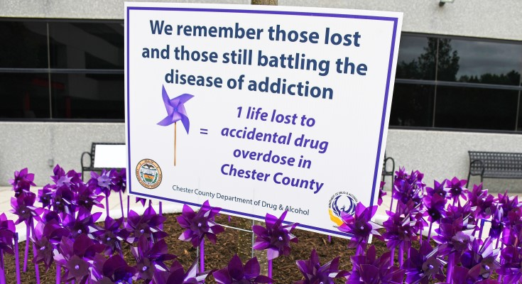 nternational Overdose Awareness Day