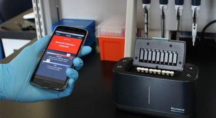 Predigen and Biomeme Host Response Test System (HR-BV)