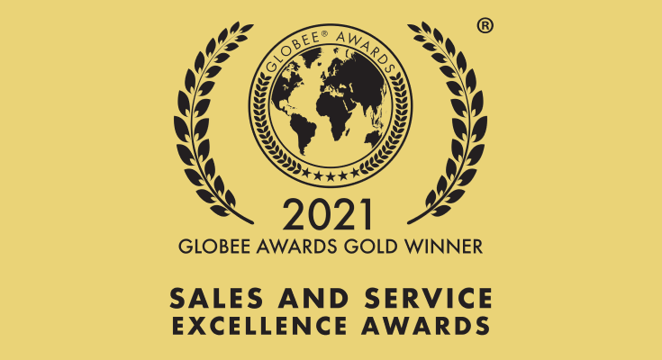 salesservice 2021 gold