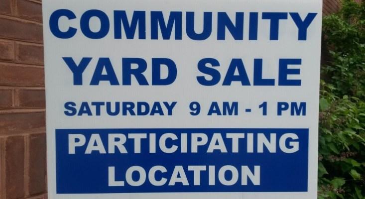 Township Yard Sale
