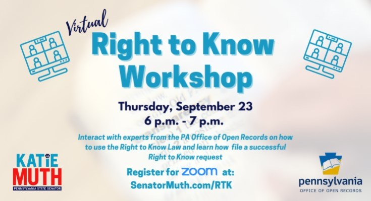 Right to Know Workshop