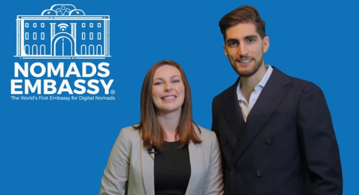 nomads embassy founders