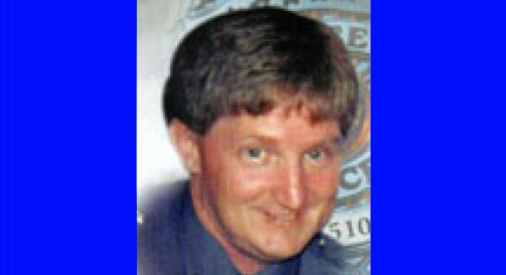 Newtown Borough Police Officer Brian Gregg