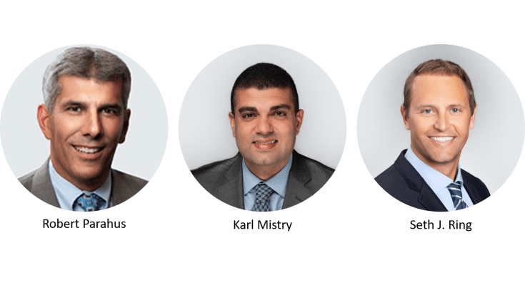Toll Brothers executives
