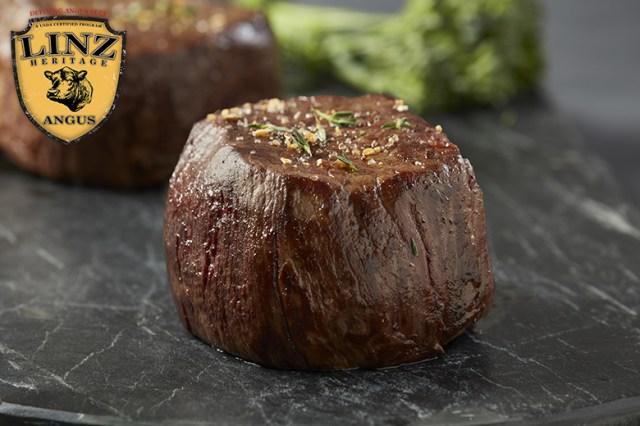 Premium Angus Beef - 4 (10oz) Filet Mignon Complete Trim