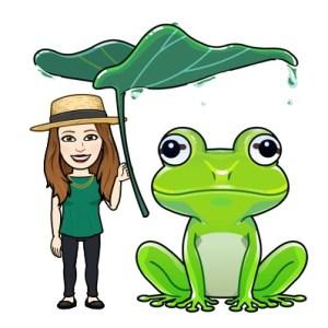 Cantare come una rana / Singing like a frog