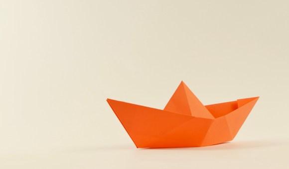La barca nel fango / The boat in the mud