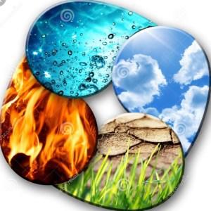Tema: gli elementi gaiani / A new topic: the Gaia's elements