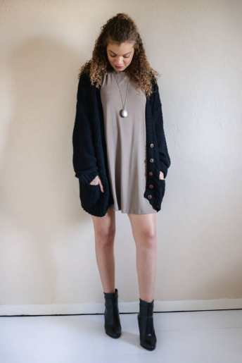 tunic dress outfit