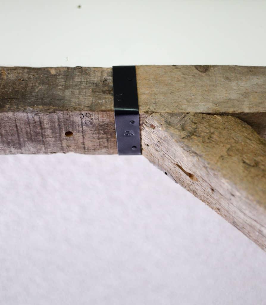 diy split level open wall beams