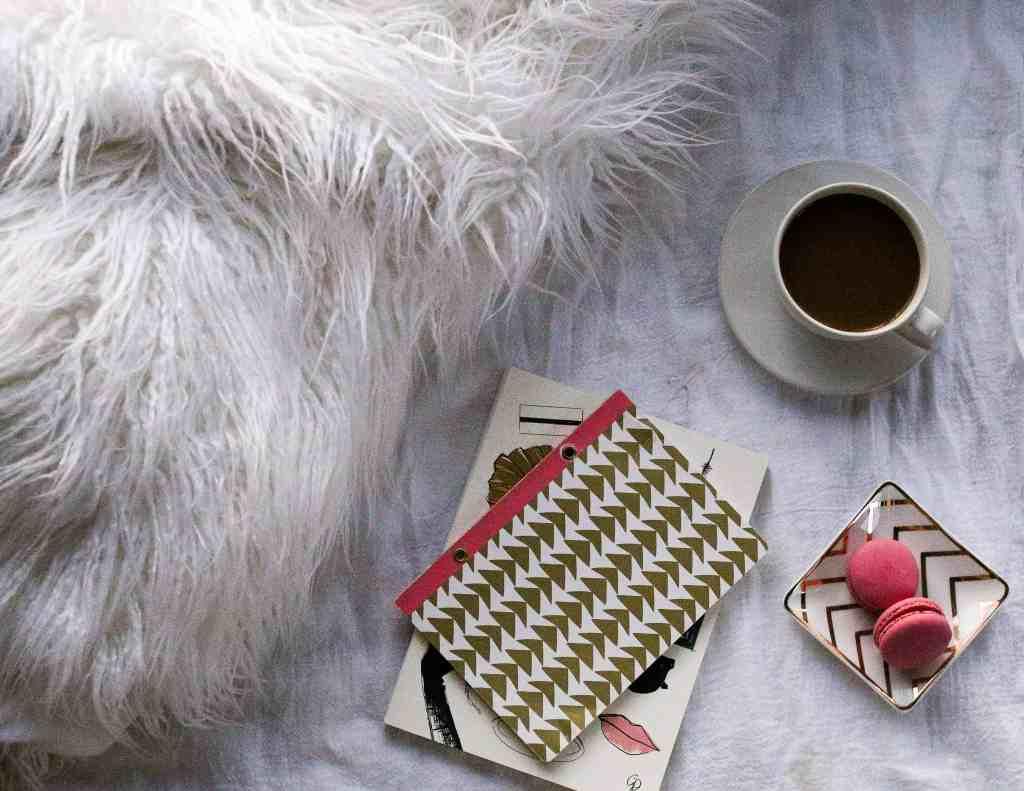 fashion blog flatlay