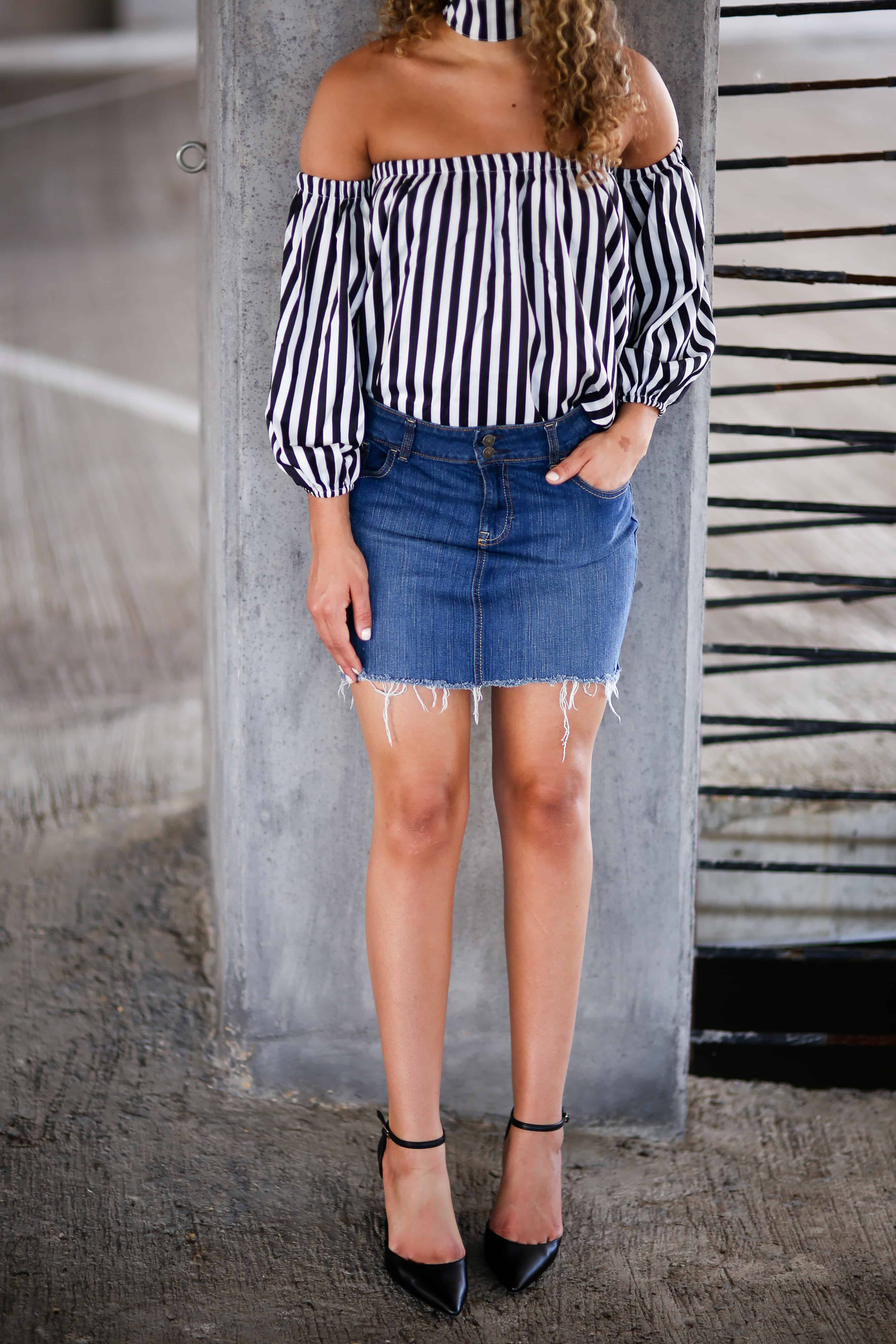 denim-skirt-spring-outfit