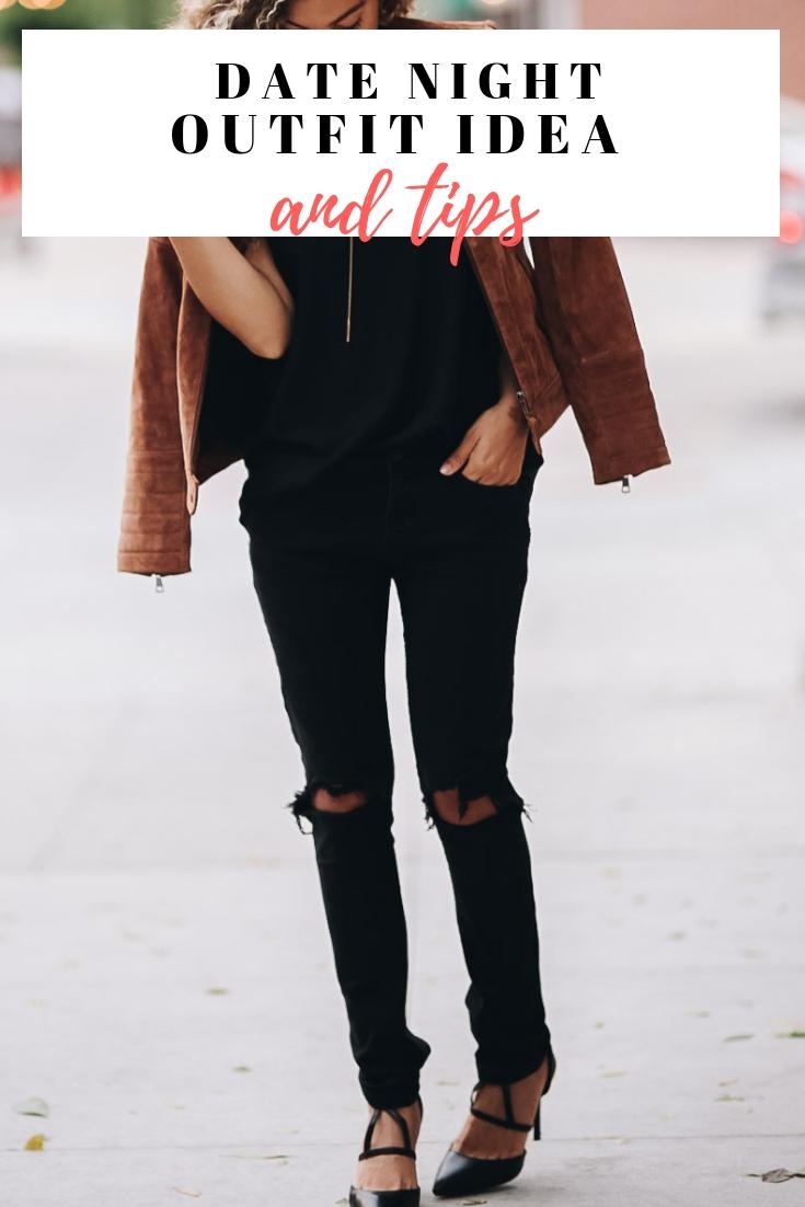 date night outfit idea