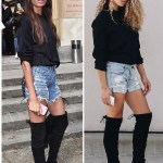 9 Outfits To Copy If You Want To Dress Like A Model My Chic Obsession