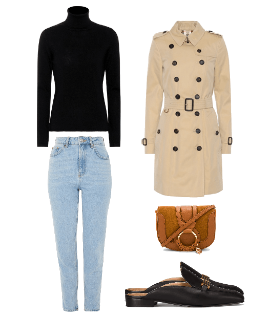 To dress parisian chic you need to master these french off duty looks!
