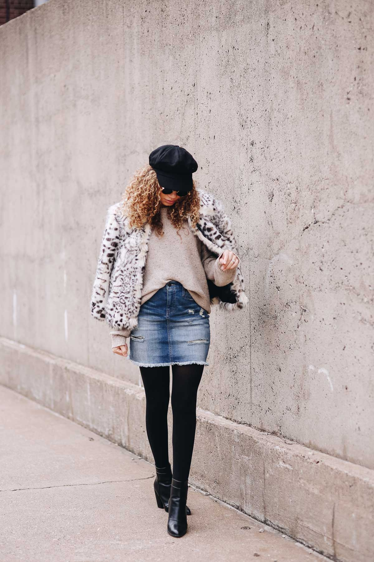 cute sweater for a winter outfit