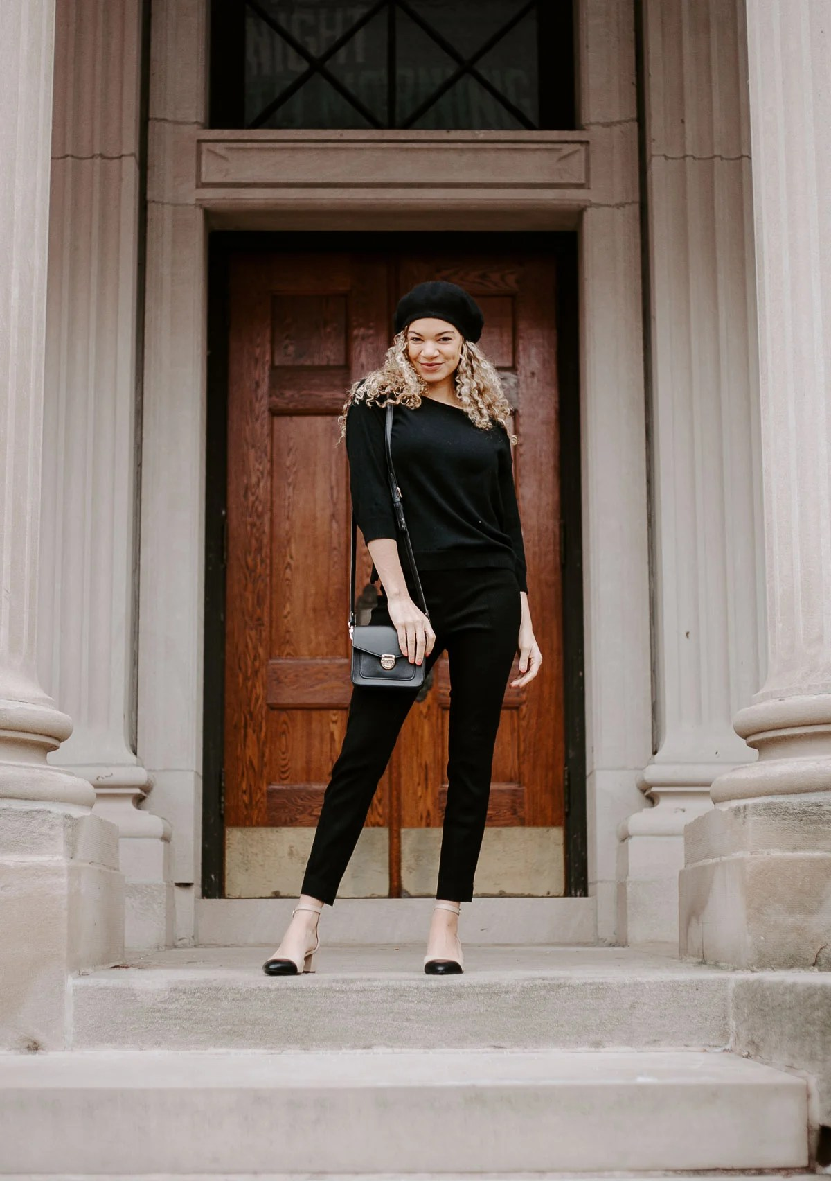 Love chic parisian style as much as I do? Here are perfect 6 piece or less French outfits!