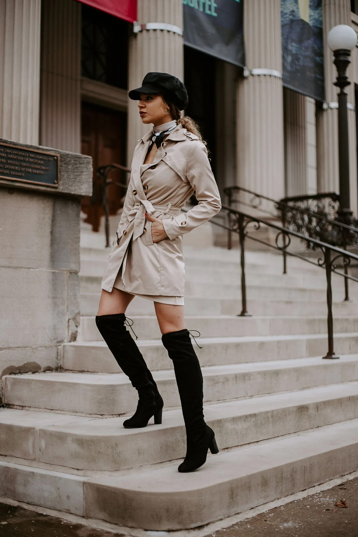 Love chic parisian style as much as I do? Here are perfect 6 piece French outfits!
