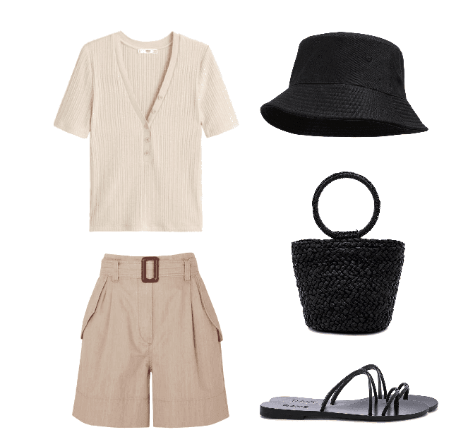 Want to know what the latest spring trends are and how to wear them? Here are spring outfit ideas on how to wear a bucket hat!
