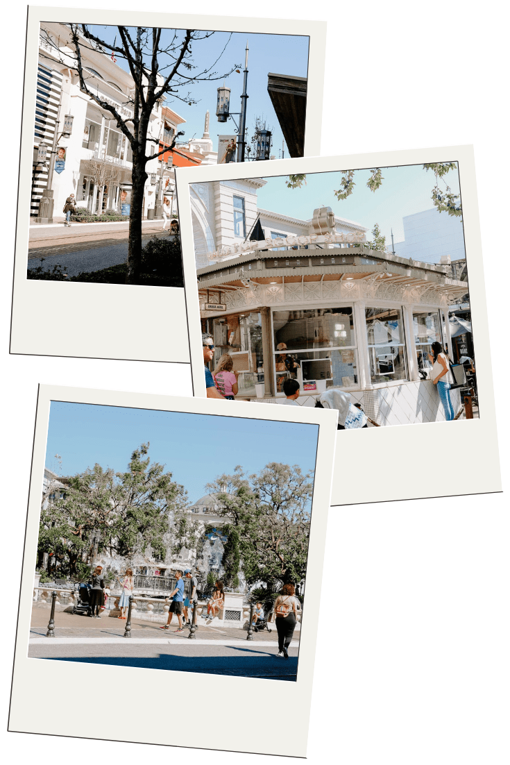 Planning a girl's trip to LA and need ideas on what to do? This chic girl's guide to LA has ideas on what to do, where to eat, where to shop, and where to stay, just to name a few! You have to go to The Grove!