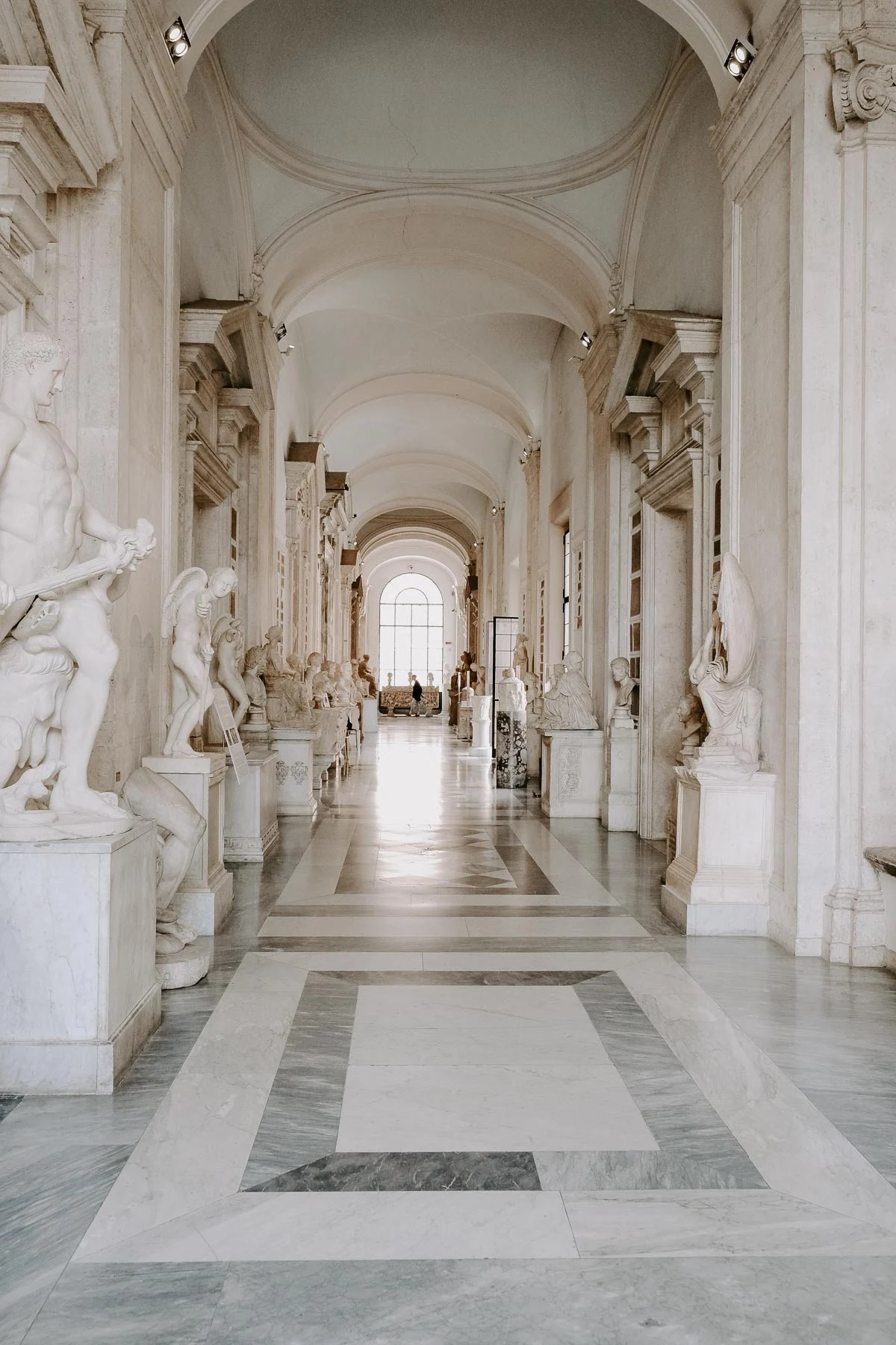 Capitoline Museum Rome Italy