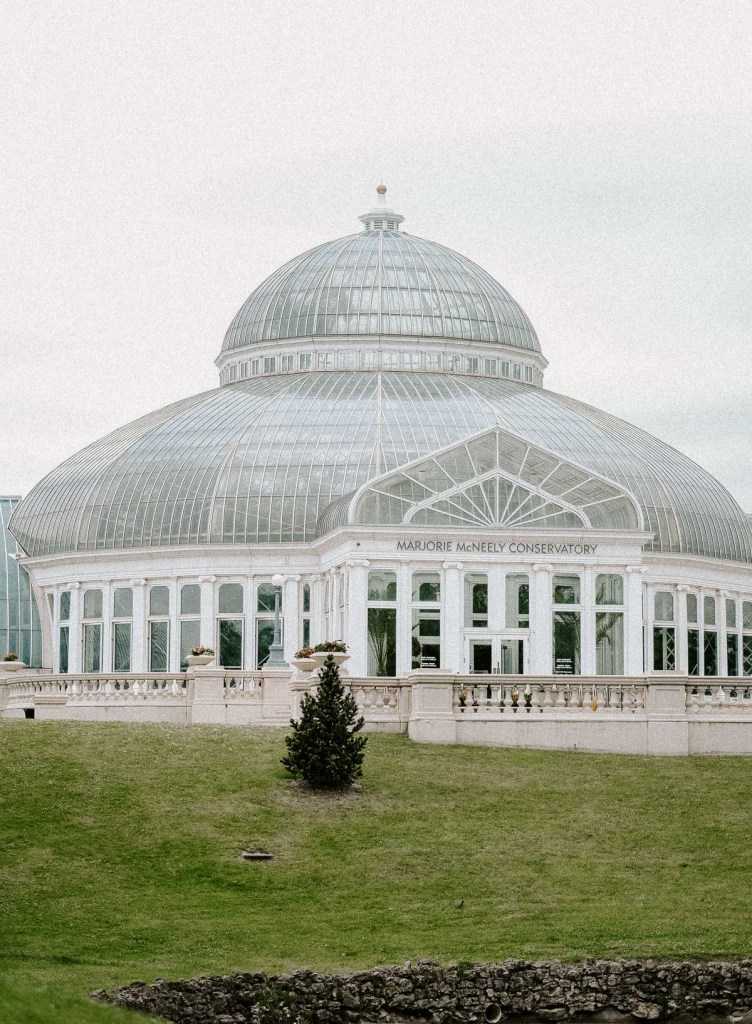 como park conservatory Minneapolis Minnesota