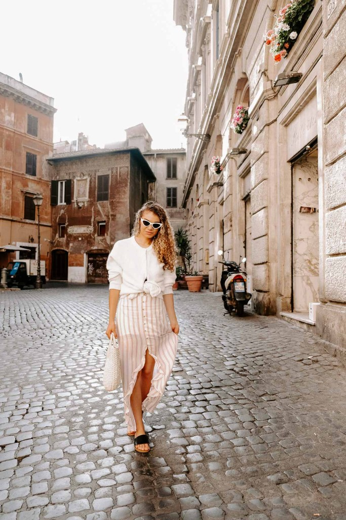 in Rome, Italy