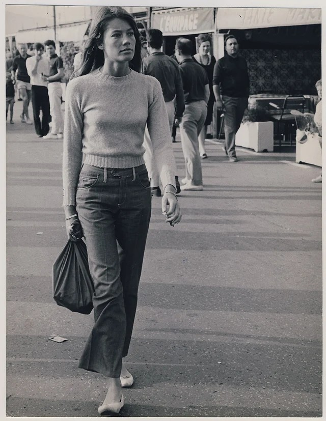 Françoise Hardy style