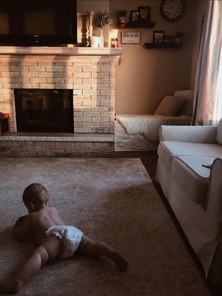 baby lifestyle photo