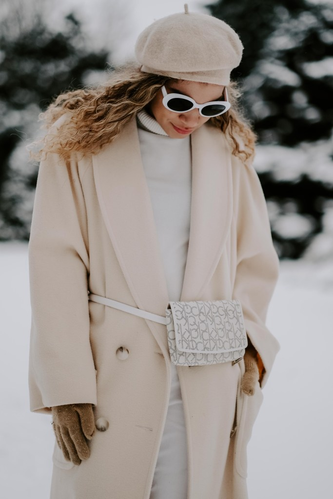 Classy Winter Outfit Idea