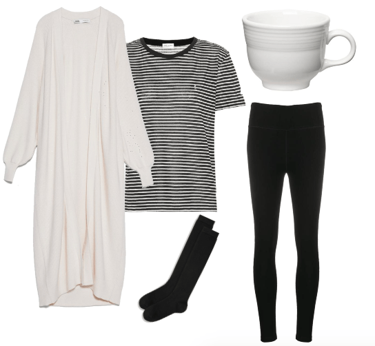 at home cozy outfit
