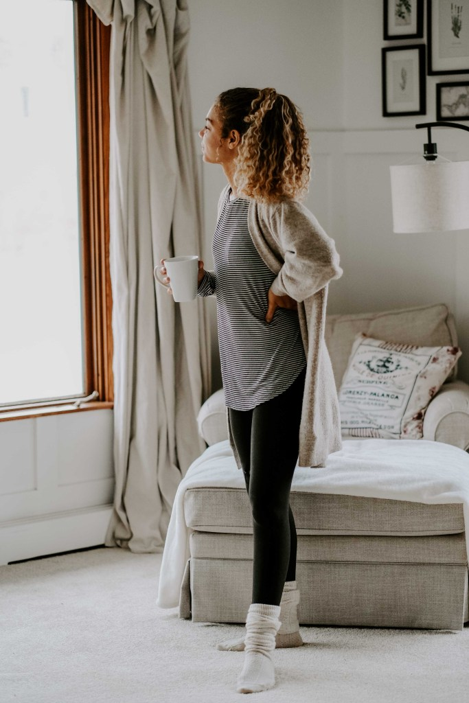 cozy home outfits
