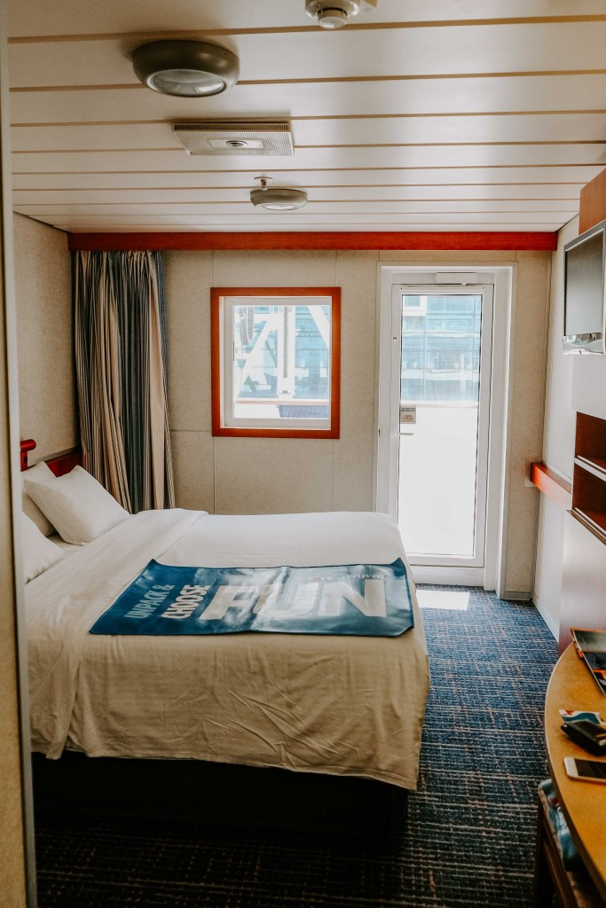balcony room carnival cruise